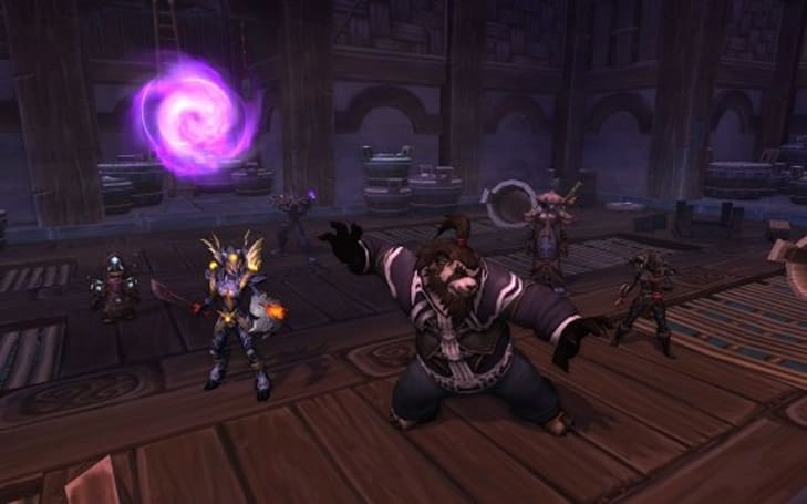 All the World of Warcraft: Mists of Pandaria previews you can shake an empty fist at