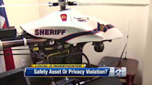 Texas Sheriff's office receives weaponizable drone, alarms local news station