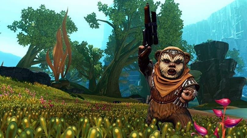 How to claim your Ewok companion in SWTOR
