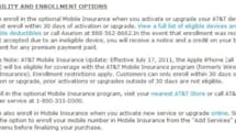 AT&T to offer standard insurance for iPhone owners starting July 17th