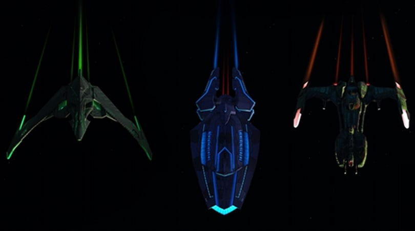 Star Trek Online's artist explains Tier 6 ship designs
