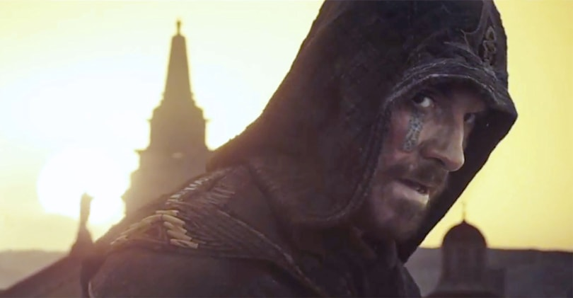 'Assassin's Creed' movie trailer has fighting and Fassbending