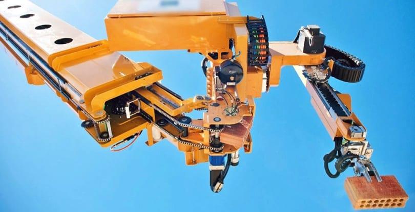 Inhabitat's Week in Green: next-gen EVs and bricklaying robots