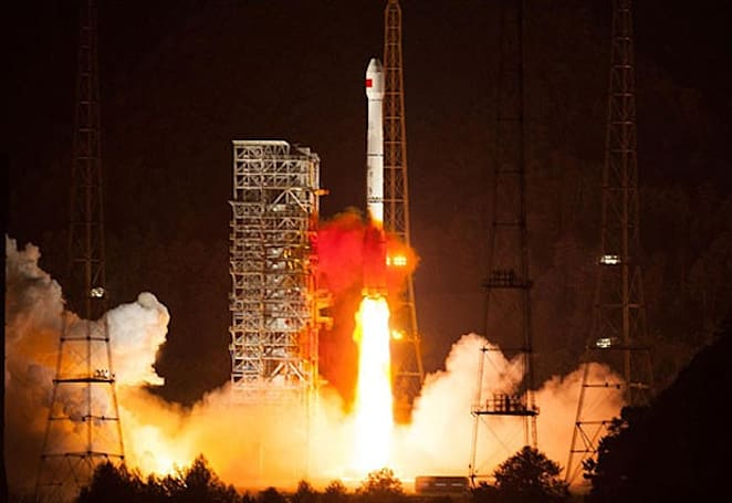 China launches GPS-like Beidou satellite services across Asia-Pacific region