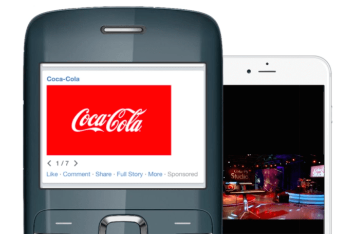 Facebook to push more video ads in developing countries