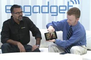 Engadget at CES 2014: NVIDIA's Ujesh Desai Interview