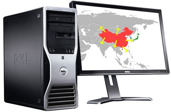 Dell looking outside of China for 'safer environments,' according to Indian PM