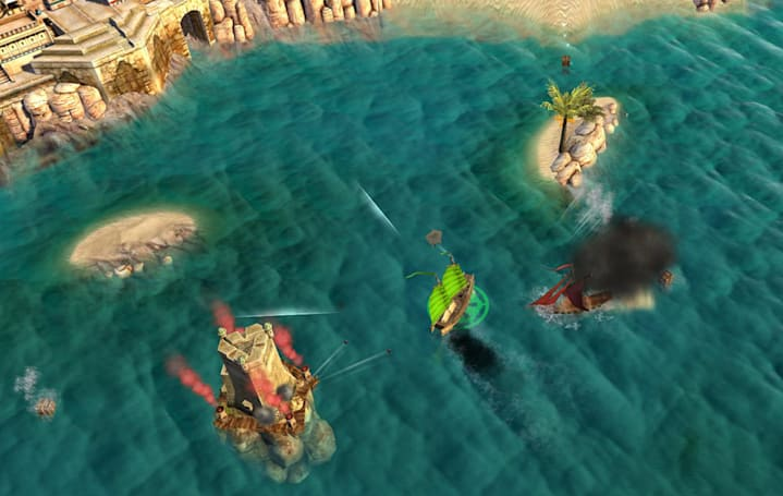 E3 2012: InnoGames talks pirate MMOs, strategy titles, and games for women