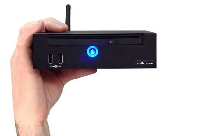 Stealth unveils the LPC-670 mini-PC: small in size, vast in price