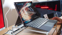 ASUS' latest Transformers take heavy cues from Microsoft's Surface