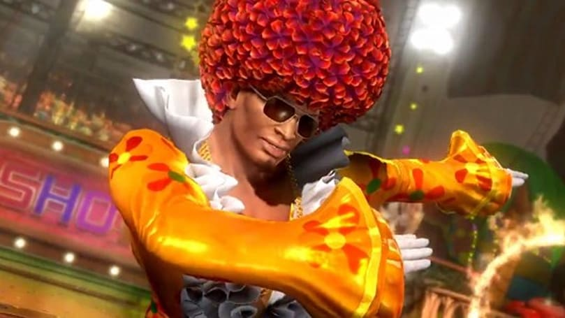 Kick Zack so hard his fro comes off in Dead or Alive 5