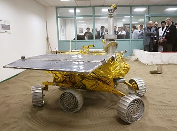 Chinese engineers reveal nuclear-powered lunar rover