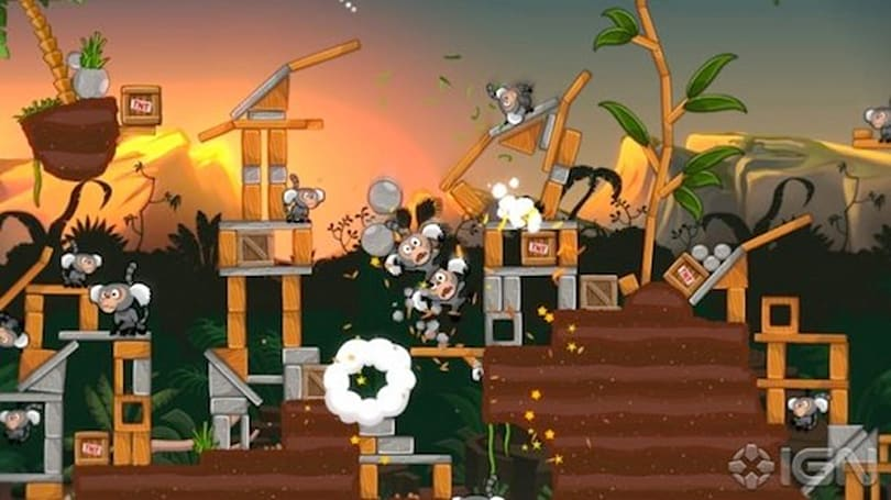 Pigs beware: Angry Birds Trilogy coming to 3DS, PS3 and Xbox 360 later this year