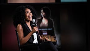 Simone Missick On Her First Sex Scene