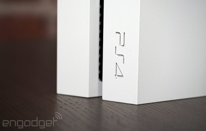 PlayStation 4 drops to €350 across Europe and £300 in the UK