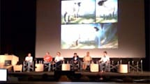 Blizzard cinematic team appears at Chapman University