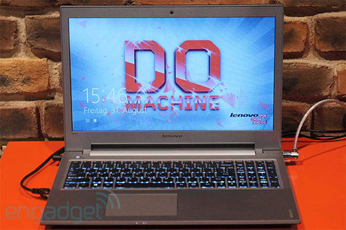 Lenovo expands IdeaPad lineup with Y400, Y500, Z400 and Z500: prices start at $549