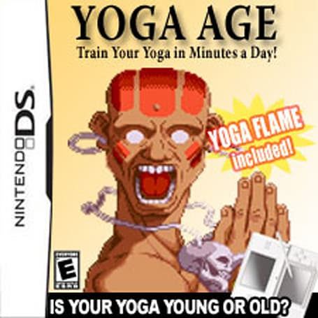 Konami brings Yoga Training to the DS