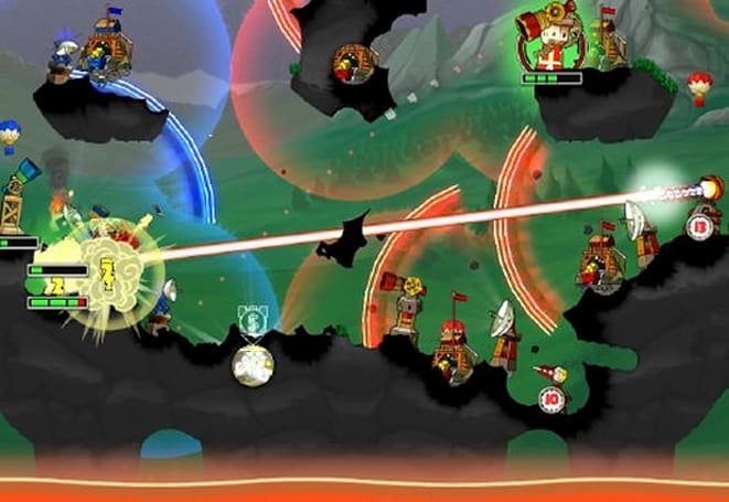 Cannon Brawl devs release alpha build for free