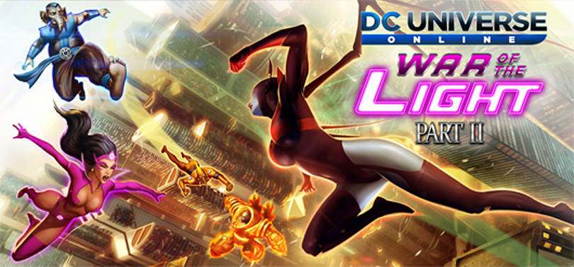 Touring DCUO's War of Light Part II before next week's release