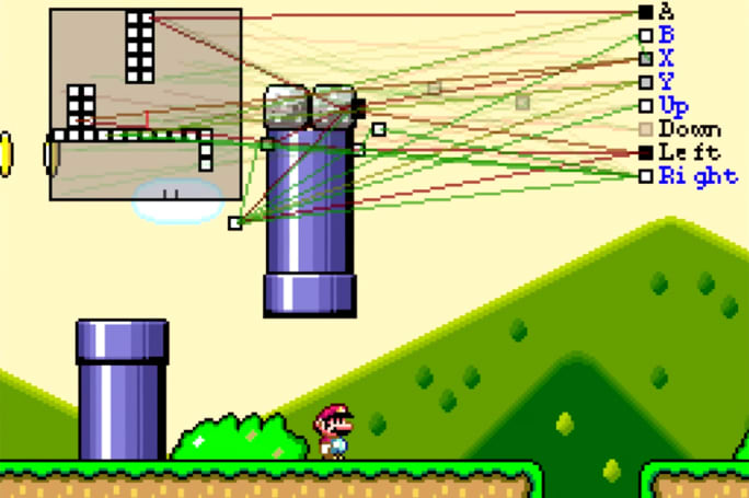 Artificial intelligence learns Mario level in just 34 attempts