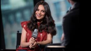 Mila Kunis Discusses Reading The Script For