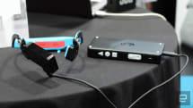 這款機器視覺裝置讓視障人士也能「看」到世界