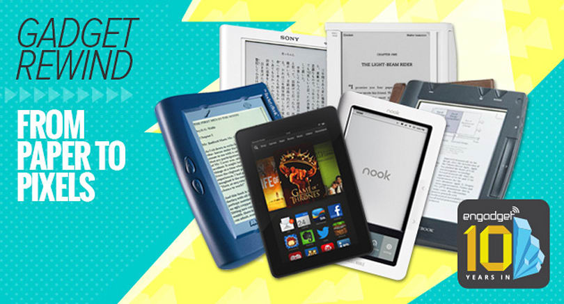 From paper to pixels: the arrival of the e-reader