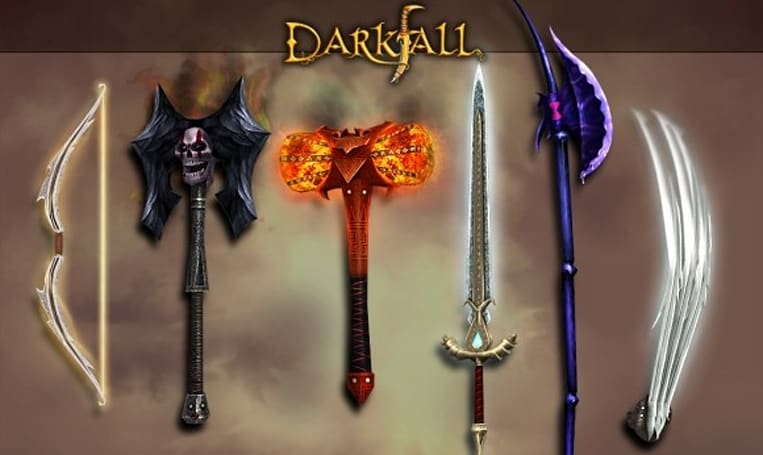 The Daily Grind: What's your preferred weapon type?