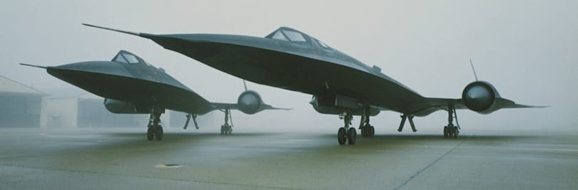 Eight top-secret aircraft that definitely aren't UFOs