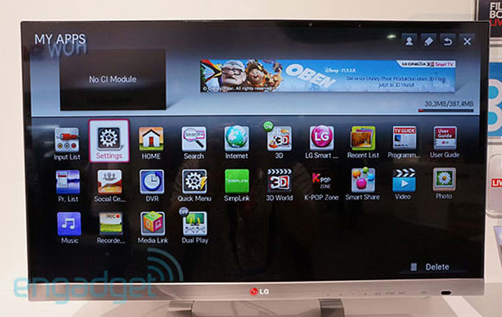 LG 27-inch Personal Smart TV hands-on (updated: video)