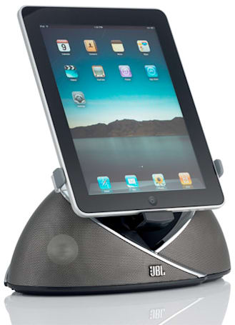 JBL intros OnBeat iPad / iPhone / iPod speaker dock, prices it at $150