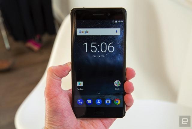 这几款新的 Android 手机,将帮助诺基亚重启智能手机之路
