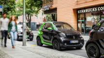 Smart 小型汽車將全面加入電動版本