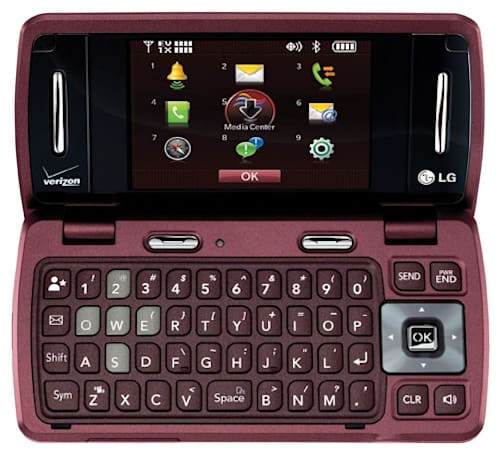 Engadget's recession antidote: win a LG enV3 for Verizon Wireless