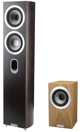 Tannoy intros Revolution, Revolution Signature speaker lines