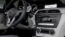 Mercedes Terminal Mode partnership comes to fruition with internet-connected 2012 C-Class