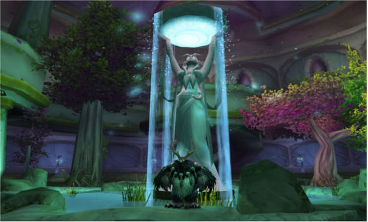Starfall and Nature's Grasp PTR changes