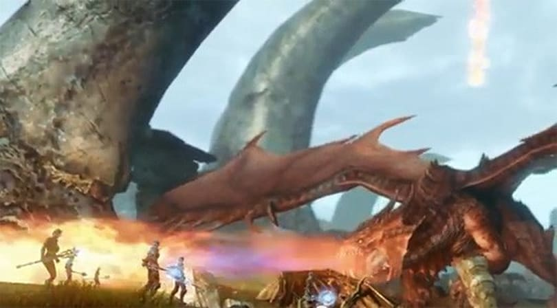 Lose your life and your wallet with ArcheAge's new dragon and cash shop