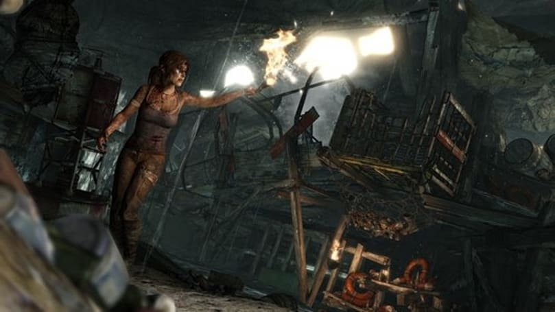 Tomb Raider novel trots the globe in October