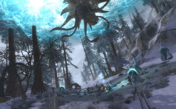 Massively Exclusive: RIFT's Drowning in Snow, part three