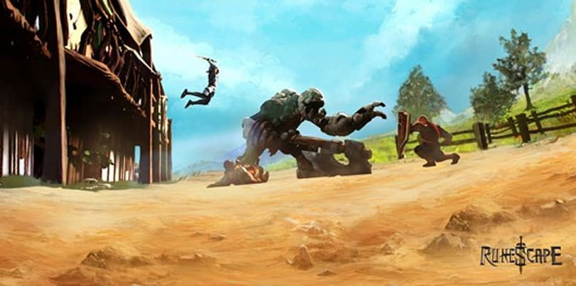 RuneScape revamps starting experience, releases new trial and trailer