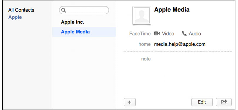 Mac 101: How to change the email addresses for individual contacts in a group