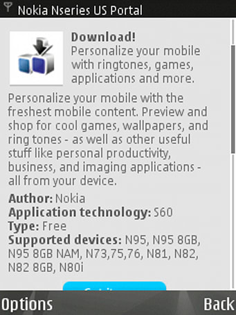 Nokia mentions N82 8GB, US N95 8GB: typo or totally inevitable?