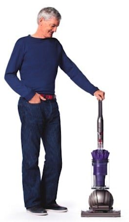 Dyson unleashes DC41 Animal vacuum cleaner for pigpen apartments