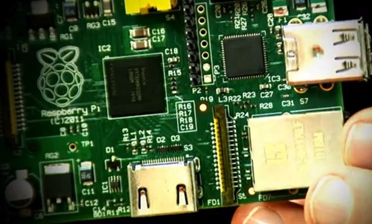 Raspberry Pi boards begin shipping today (video)