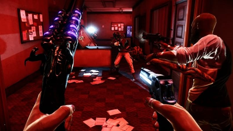The Darkness 2 gets 4-player co-op mode in 'Vendettas,' we count the wieldings [update: video, more screens!]