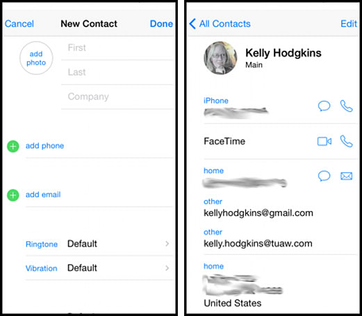 iPhone 101: Use Safari AutoFill to enter information into web forms on your iOS device