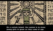 Father flips Link's gender to make his daughter the heroine