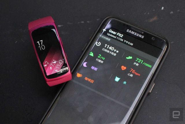 活・科技:沉澱兩年,終於變得成熟的 Samsung Gear Fit 2